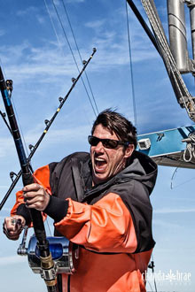 Paul Hebert of Wicked Tuna